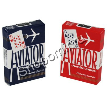 Карты Aviator Jumbo Index